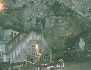 St. Baume cave